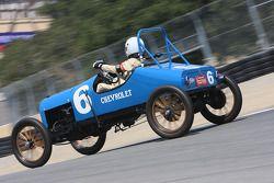 Noel Park, 1917 Chevrolet