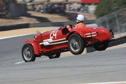 Pete Thelander, 1934 MG-NE