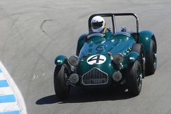 Graham Smith, 1950 Allard J2 Le Mans