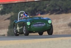 Greg Johnson, 1955 Austin-Healey 100S