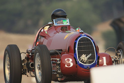 Peter Giddings, 1935 Alfa Romeo 8C-35