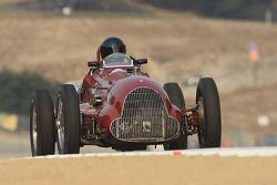 David George, 1938 Alfa Romeo Volp Spl