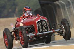 Jon Shirley, 1932 Alfa Romeo P3