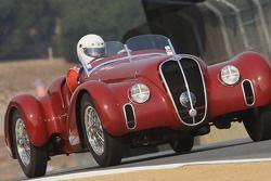 Conrad Stevenson, 1939 Alfa Romeo 6C-2500SS