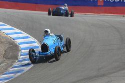 Charlie Shalvoy, 1926 Bugatti T39A