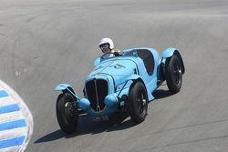 Jonathan Procter, 1936 Delahay 135S