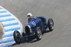 Jim Stranberg, 1927 Bugatti T-37A