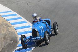 Rick Rawlins, 1926 Bugatti T-37A