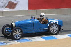 Richard Riddell, 1925 Bugatti T-35