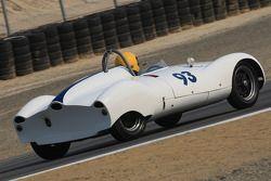Jim Brown, 1955 Cooper T39 Bobtail
