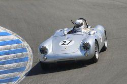 Bill Perrone, 1955 Porsche 550 Spyder
