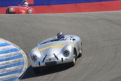 Desire Wilson, 1952 Glockler Porsche
