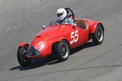 Pancho Kohner, 1949 Cooper MG
