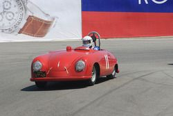 Charles Forge, 1949 Porsche 356 SL