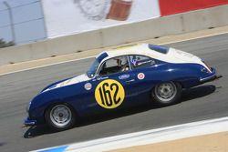 Richard Clark, 1952 Porsche 356