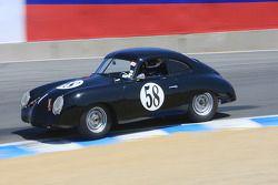 Thomas Gruber, 1951 Porsche 356