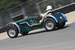 Michael Jacobsen, 1951 MG N Magnette Special