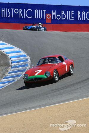 Marnix Dillenius, 1964 Alfa Romeo GTZ