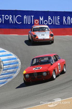 William Morris, 1966 Alfa Romeo GTA