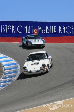 Frank Altamura, 1966 Porsche 911S