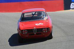 Marlies Castaing, 1965 Alfa Romeo GTA