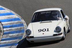 Pat Costin, 1966 Porsche 911901