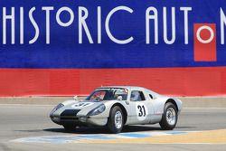 Yves Junne, 1964 Porsche 904 GTS