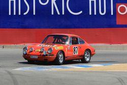 Dennis Singleton, 1968 Porsche 911 T/R