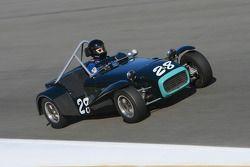 Ron Bennett, 1965 Lotus Super 7