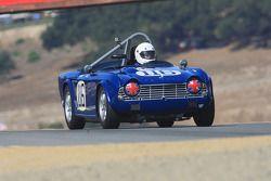 John James, 1965 Triumph TR4