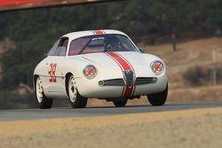 Kaid Marouf, 1960 Alfa Romeo SZ1