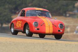 Arthur Hebert, 1957 Porsche Super 90