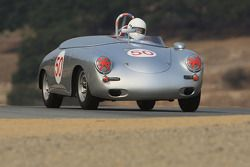 Dick Cupp, 1961 Porsche 356
