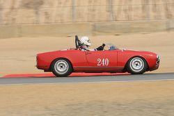 Jon Goodman, 1958 Alfa Romeo Giulie