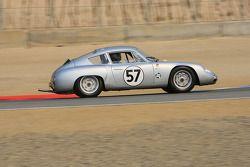 Bill H. Lyon, 1961 Porsche Abarth