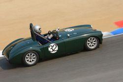 James Phillion, 1959 MGA Twin Cam