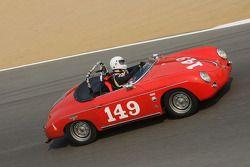 Leonard Turnbeaugh, 1958 Porsche 356A