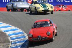 Camilo Stever, 1959 Alfa Romeo SZ