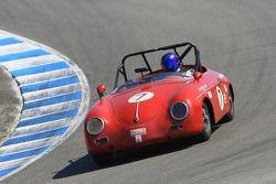 Ernie Nagamatsu, 1958 Porsche 356 S
