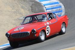 Rick Hayden, 1961 Volvo P1800A