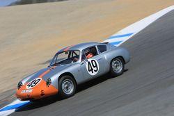 Ranson Webster, 1960 Porsche Abarth GTL