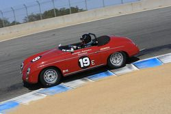 Steve Schmidt, 1958 Porsche 356