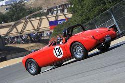 Daryl Verkerk, 1959 MGA Twin-Cam