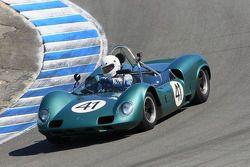 Kurt Del Bene, 1965 Elva Mk8