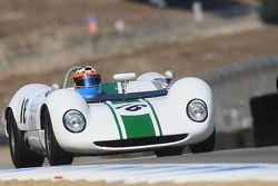 Edith Arrowsmith, 1964 Brabham BT8