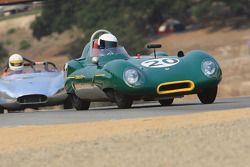 Mitch Mccullough, 1956 Lotus 11