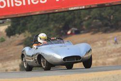 Robert Engberg, 1957 Elva Mk II