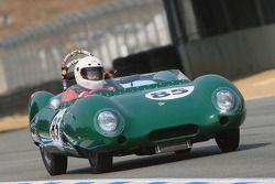 Stewart Smith, 1957 Lotus 11