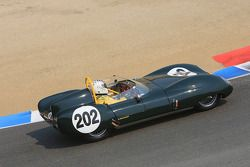 Carla Marvin, 1956 Lotus 11