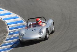 Peter Harburg, 1959 Porsche RSK